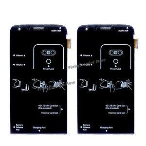 """Image 2 - 5.3 """"mới cho LG G5 LCD H850 H840 RS988 có Khung Replacment cho LG G5 SE MÀN HÌNH Hiển Thị LCD màn Hình cảm ứng H830 H860"""
