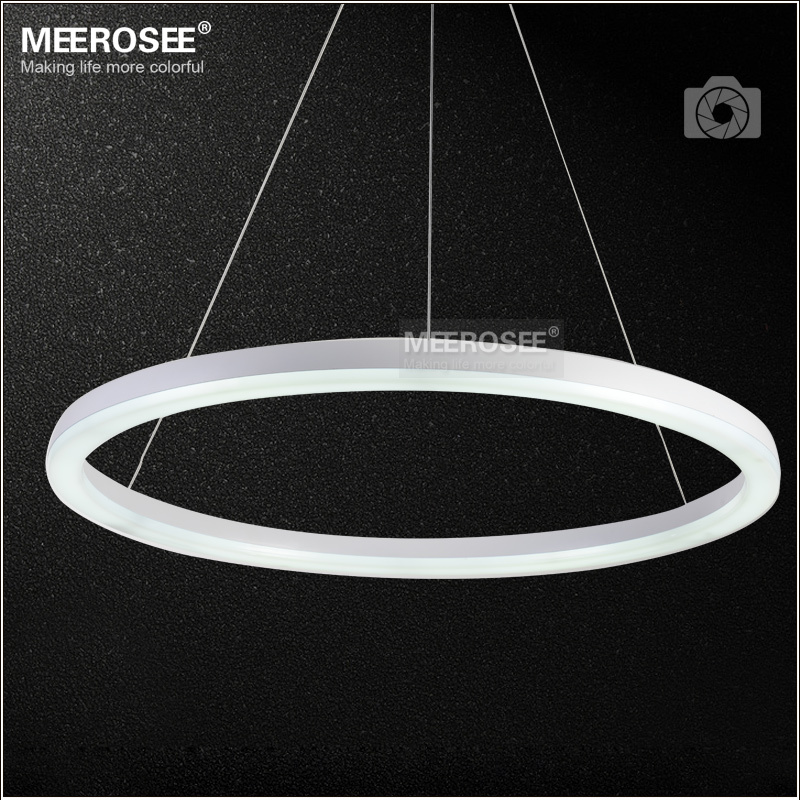 Buy modern led light fixture acrylic for Lustre 3 suspensions