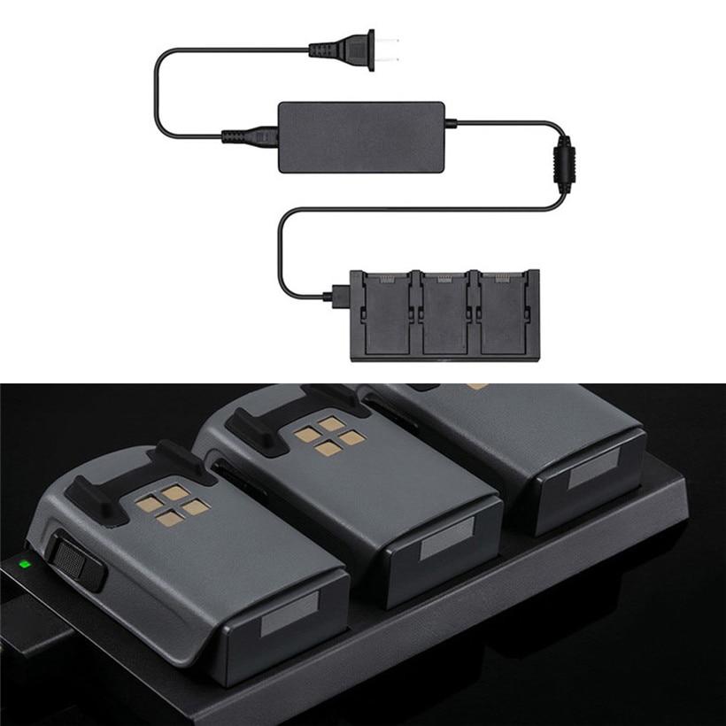 Battery Charging Hub Intelligent Batteries For DJI SPARK Drone US plug drop shipping 0627