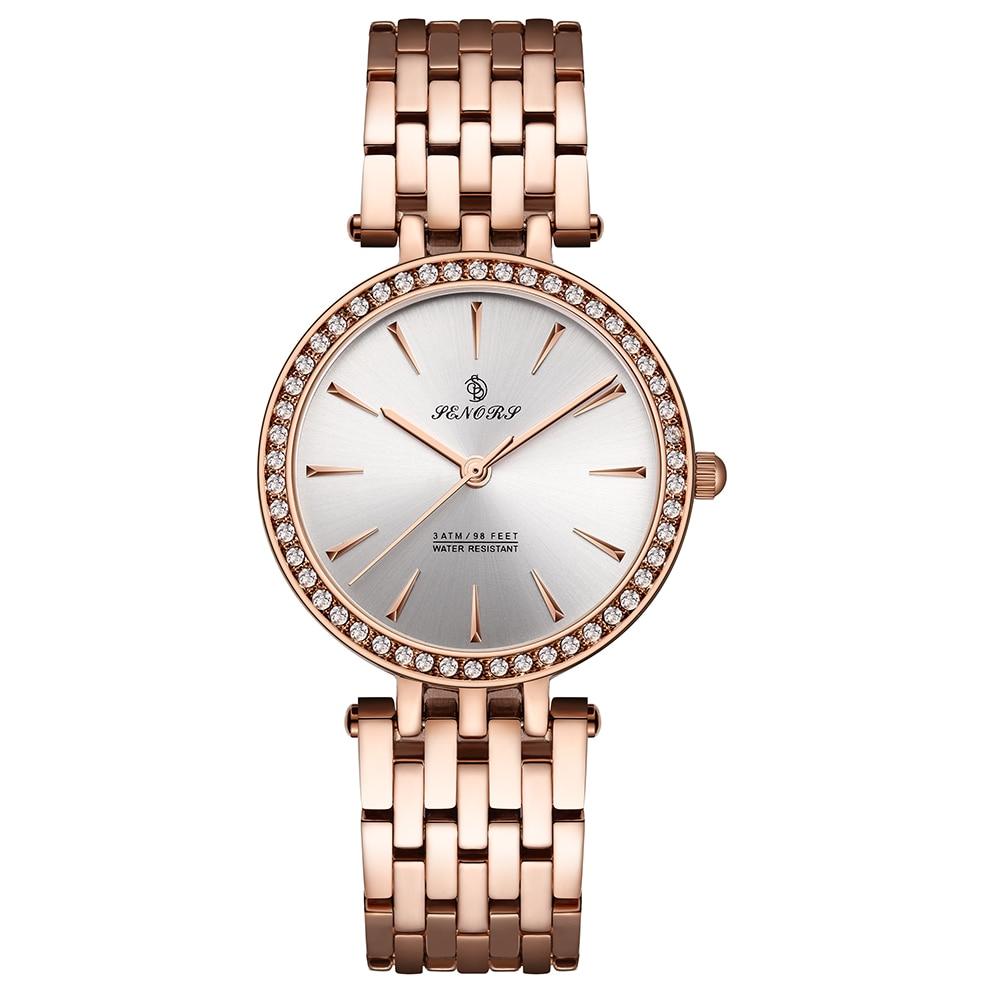 women watch  Fashion Women Watches Quartz Analog Wrist Small Dial Delicate Watch Luxury relogio femin