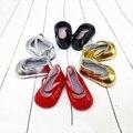 18 Pulgadas Zapatos de Muñeca American Girl Chica Muñecas Accesorios Coloridos Lindos Zapatos de Ballet Zapatos de Cuero 6 Colores Populares Muñecas Vestido