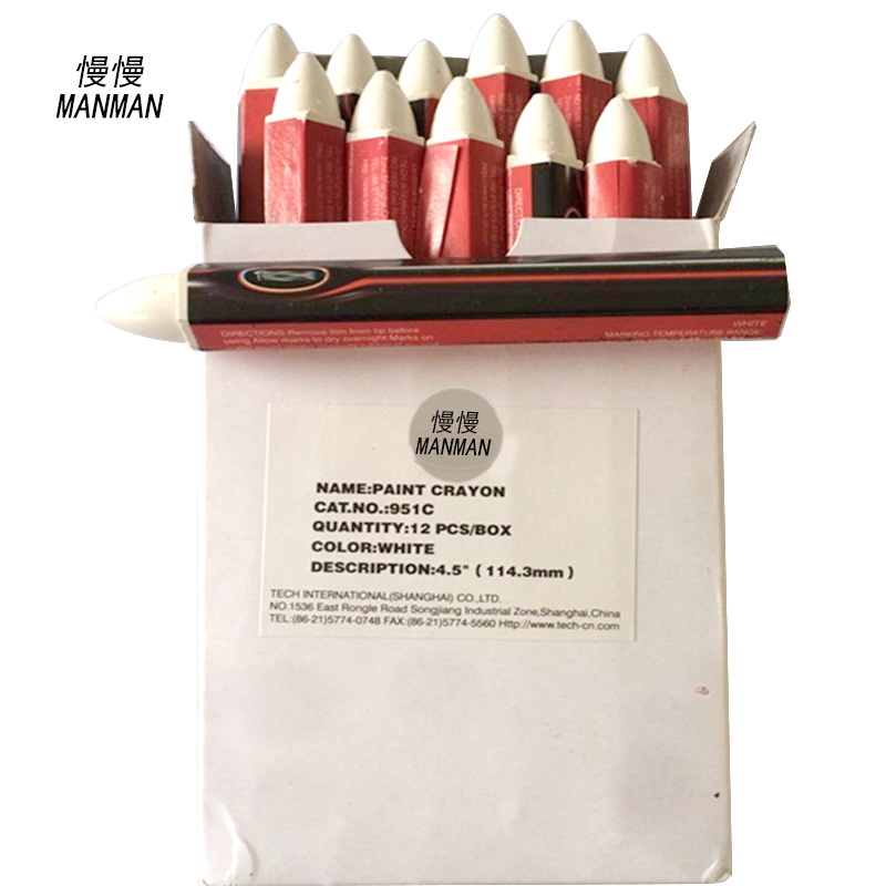 Tyre Mark Pen Crayon Tire Repair Tools Paint Sticky Paintstik Crayon Marks Marker 12 Root