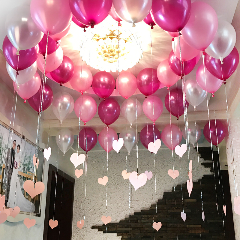 Unique Simple Hall Decoration Ideas: Birthday Party Hall Decoration Pictures
