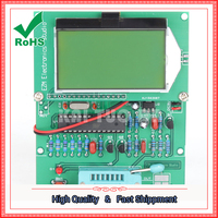 GM328 Transistor Tester ESR Table LCR Table Frequency Meter Square Wave Generator
