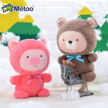 Мягкие игрушки для девочек Metoo 4