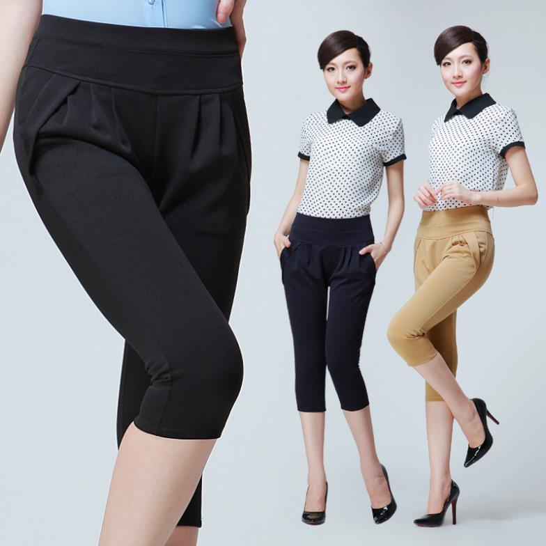 Popular Capri Pants Work-Buy Cheap Capri Pants Work lots from ...