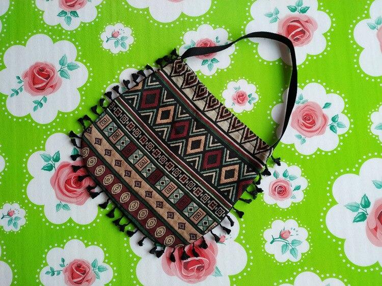 bohemian bags vintage shoulder bag women's handbags (8)