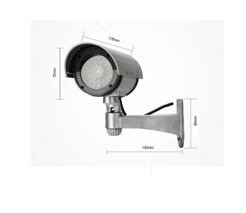 bullet camera silver size