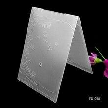 2017 New Arrival Scrapbook Leaves Design DIY Paper Cutting Dies Scrapbooking Plastic Embossing Folder