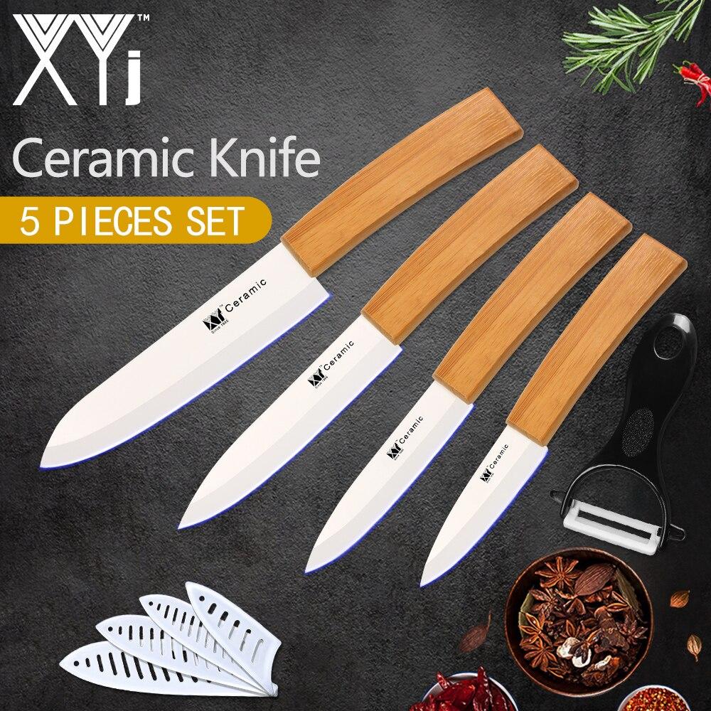 XYj Strumenti di Cottura Coltello Da Cucina In Ceramica Set 3