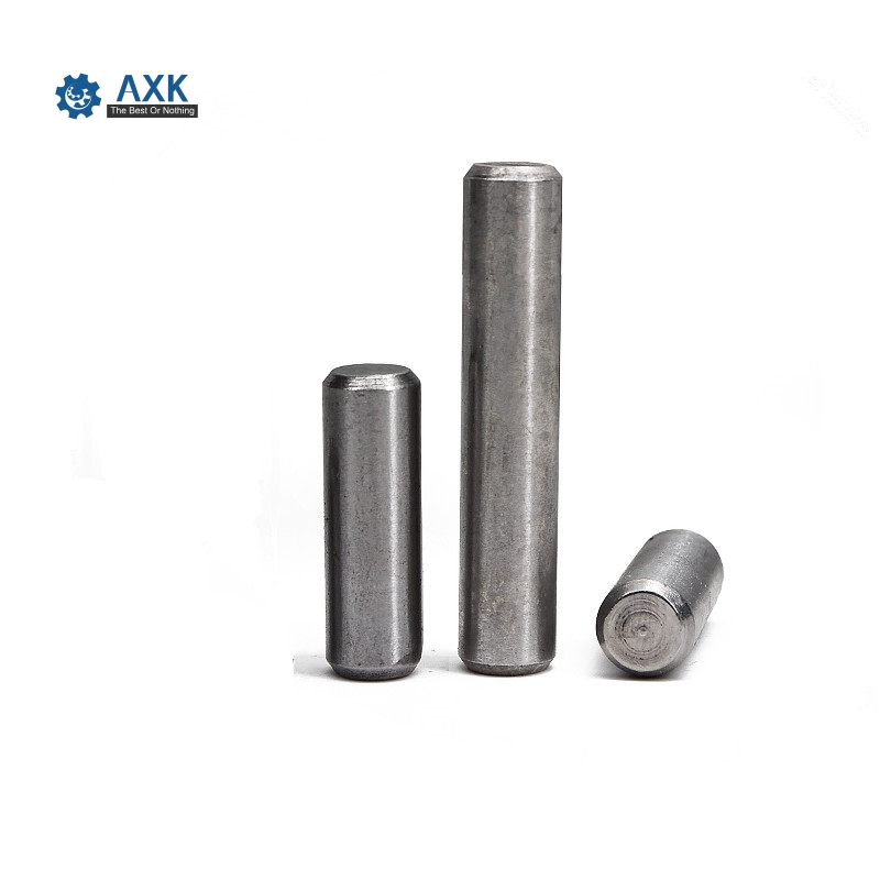 50pcs/lot Dia 6*6 8 9 10 12 14 15 16 18 20 <font><b>22</b></font> 24 25 <font><b>28</b></font> 30 34 <font><b>Bearing</b></font> Steel Cylindrical Pins - Dowel Pins-Needle-Positioning pin image
