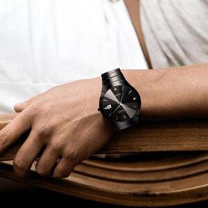 Image 5 - Relógio de pulso de quartzo para homens relógio de pulso de pulso de quartzo masculino relógio de pulso