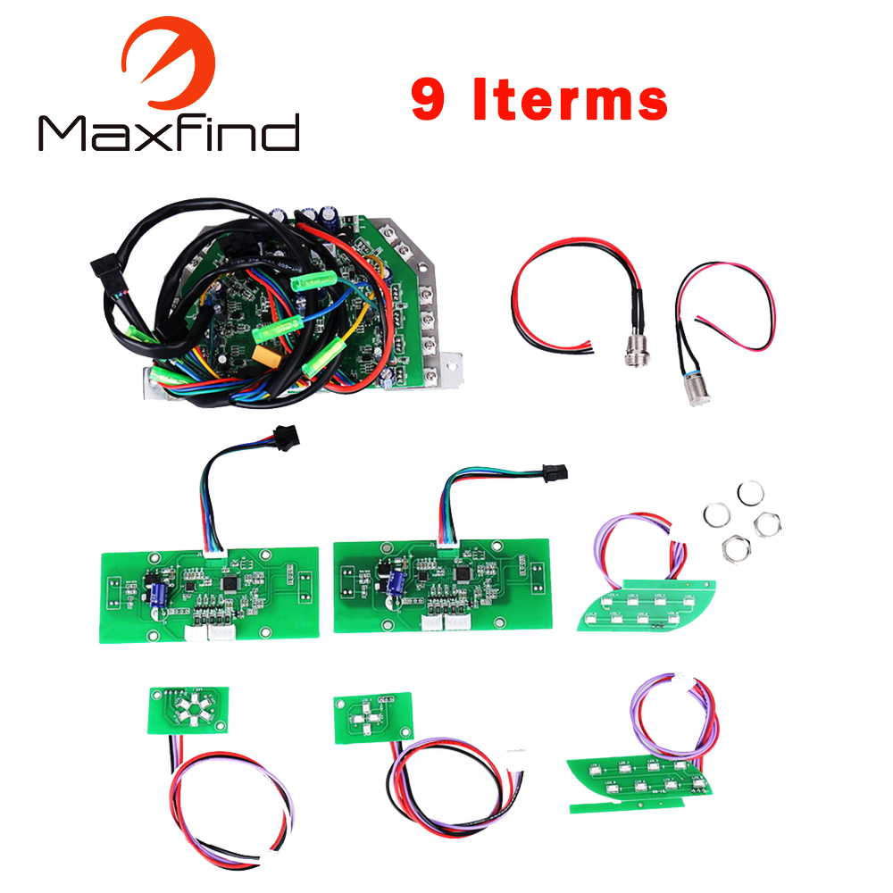 2017 high quality smart balancing scooter motherboard/mainboard for hoverboard parts on sale high quality desktop motherboard for 580