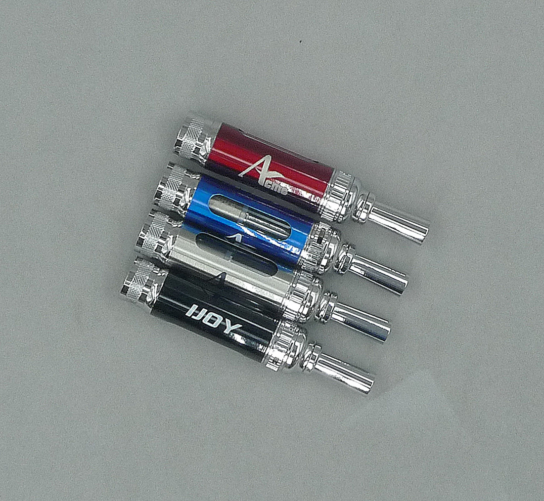 Authentic IJOY ACME-S Clearomizer Atomizer Airflow Control 1.2ml Tank CE4 CE5