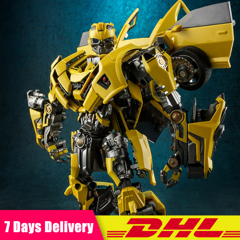 DHL Wei Jiang Weijiang M03 Battle Blades Battle Hornet KO Masterpiece MPM03 Transformation Metal Alloy Part Figure Toys