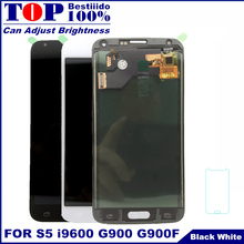 For Samsung Galaxy S5 G900 i9600 Display LCD Screen Touch Digitizer Assembly Compatible Model for Samsung