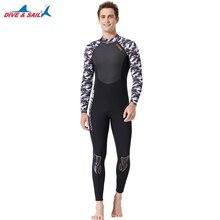 Los hombres 3mm profesional de neopreno surf buceo traje de las mujeres de cuerpo  completo bucear 96ec3a47461