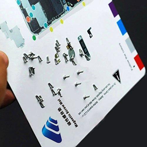Tornillos magnéticos profesionales Mat keeper chart tarjeta de - Juegos de herramientas - foto 4