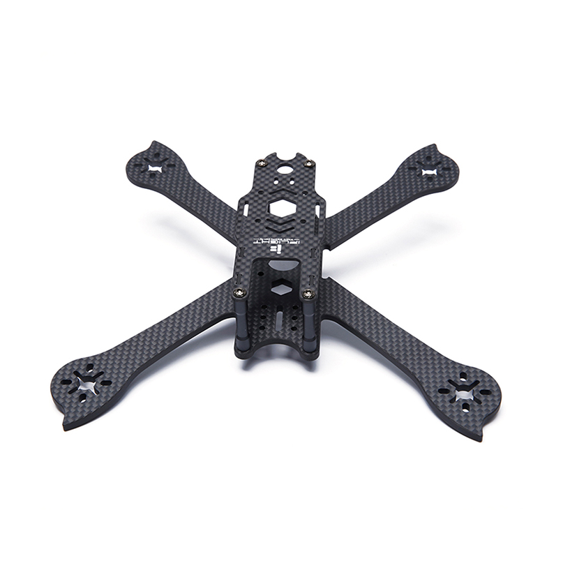 IFLIGHT iX5 V3 210mm FPV Racer Frame Kit With M3 30mm Standoff/Camera Side Plate for FPV Racing Drones Kit instead IX5 V2