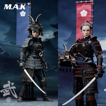 цены For collection 1/6 POPTOYS W002 W003 The butterfly Helmets Female Warrior The Black Armor Deluxe Ver toy doll Collections