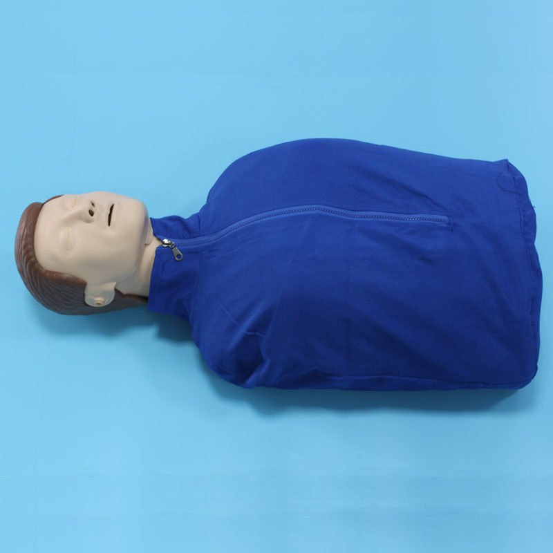 BIX/CPR230 Medical Model CPR Training Manikin  Without Printer iso bust cpr model cpr model computer control cpr practice model cpr training dummies