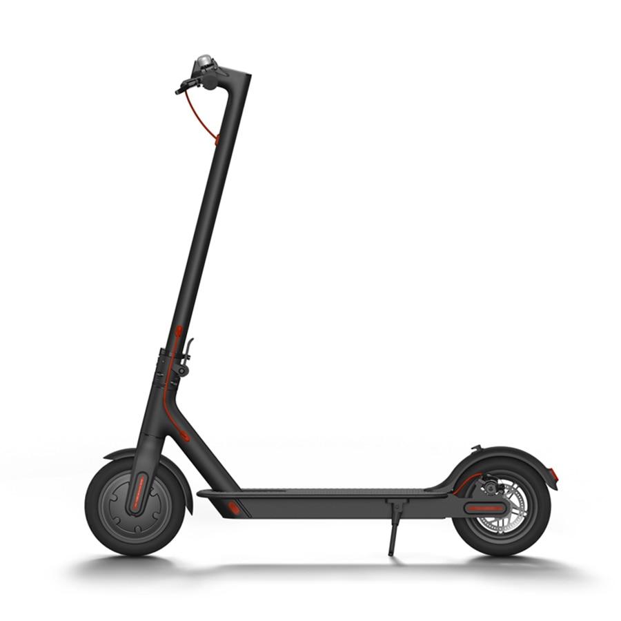 Original XIAOMI QICYCLE SCOOTER électrique pliant portable mini loisirs 8.5 pouces 250 w moteur intelligent scooter cinétique récupération d'énergie
