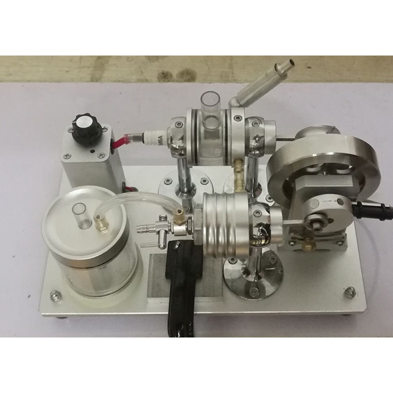 Methane l/Methanol Diesel Engine/Micro Gas Engine/DC/Simulated Hydro-fuel Generator