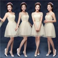 Peachy Pink Bridesmaid Dress Long Chiffon Cheap Winter Wedding Party Prom Dresses Elegant Graduation Dress Clothing