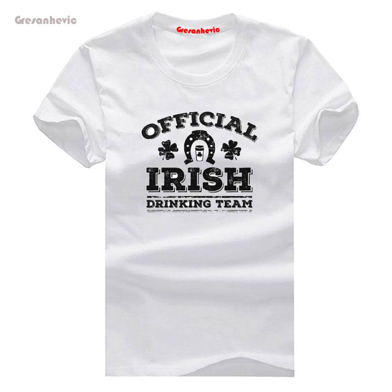 ᗖOficial irlandés potable equipo de los nuevos hombres de la manera ...