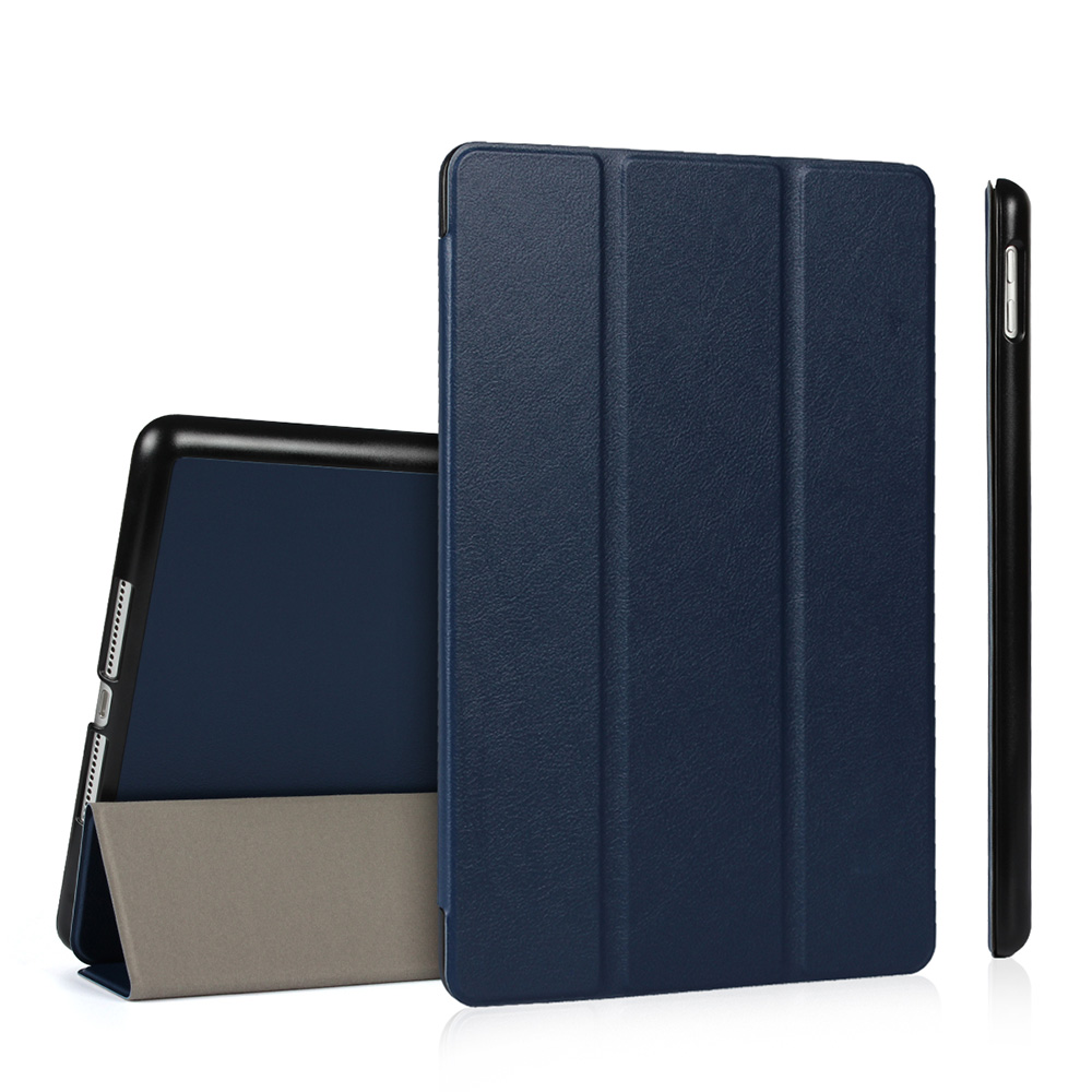 For New iPad 2017 iPad 9 7 inch Case Ultra Slim Smart Case 3 Folding Stand