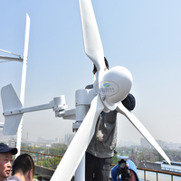 New arrival 5kw wind turbine free energy generator 220v 3blades hydro generator