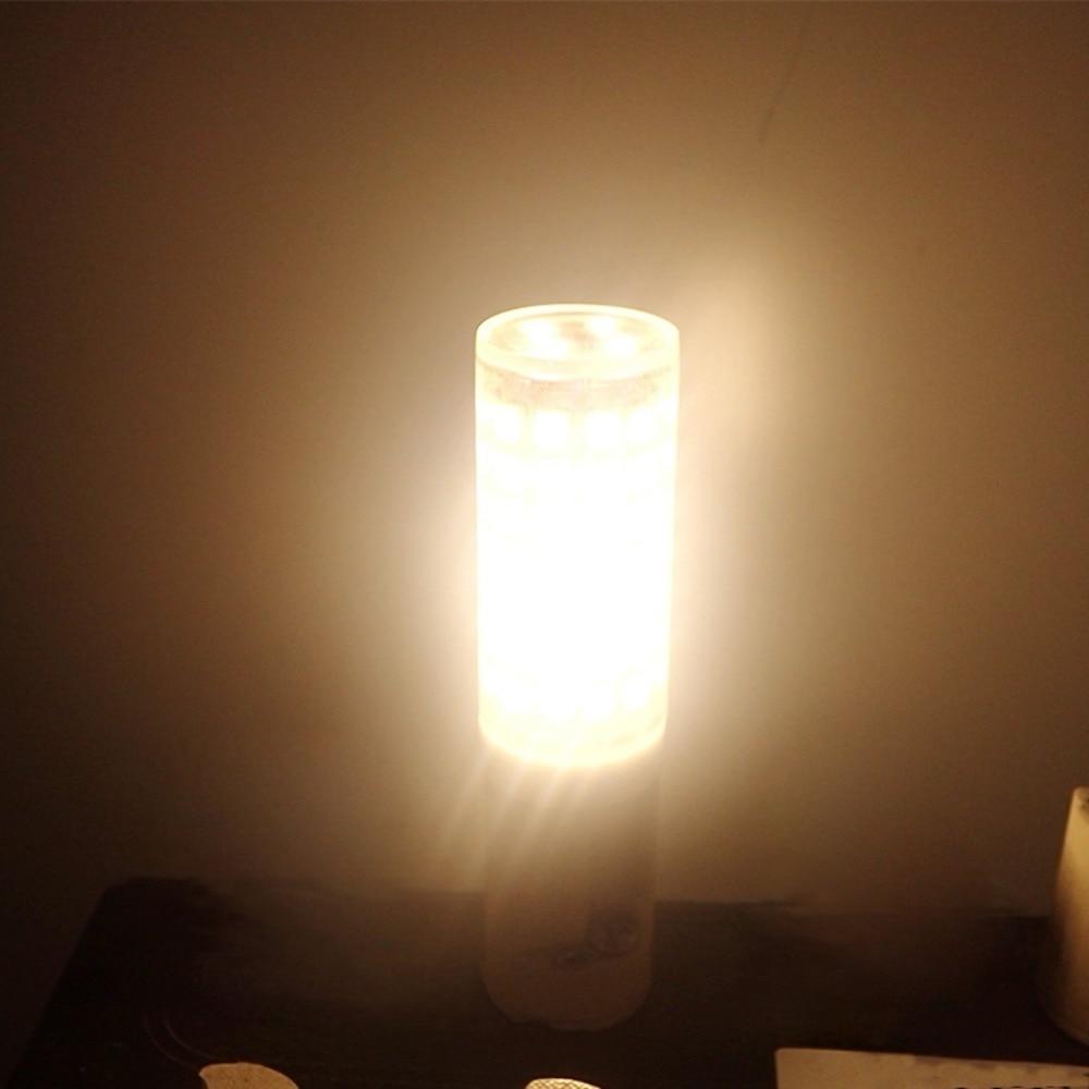 AC100-265V G9 E12 E14 LED Lamp No Flicker 88LEDS 2835SMD 6.5W LED Light Bulb super bright Chandelier LED Light