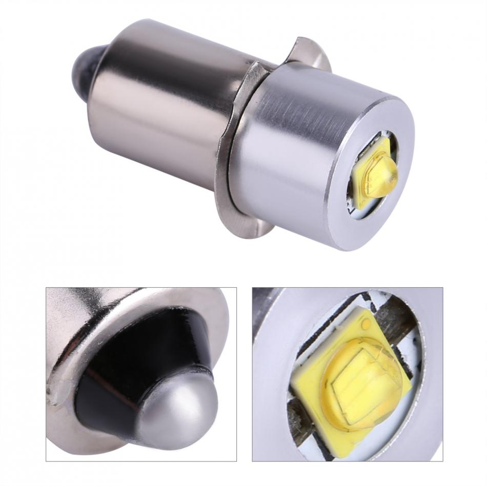 Image 5 - 5W 6 24V P13.5S LED Flashlight Light Bulb High Bright LED Emergency Work Light Lamp Flashlight Replacement Bulb Torches-in LED Bulbs & Tubes from Lights & Lighting
