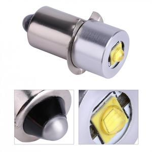 Image 5 - Taschenlampen Taschenlampe P 13,5 S Hohe Helle LED Notfall Arbeit Licht LED Taschenlampe Birne Ersatz Birne Taschenlampen 5W 6 24V