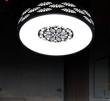 LED ceiling lamps 24W bedroom living room kitchen restaurant health balcony cherry lights modern minimalist lamp Free shipping trendy fitted hooded 3d clouds pattern long sleeve cotton blend hoodie for men