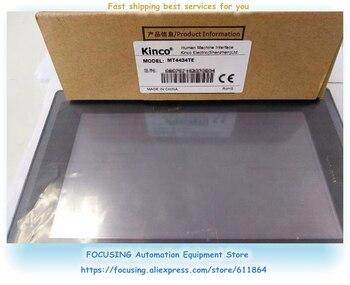 KINCO MT4434TE 7 inç HMI dokunmatik ekran operatör paneli 800*480 USB host ethernet Yeni