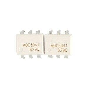 Image 5 - 200 قطعة optocoupler moc3041 dip 6 اتجاهين الثايرستور سائق