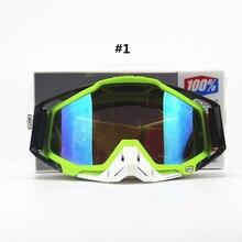 Соединенные Штаты 100% очки RACECRAFT очки покрытие очки 100 горные очки