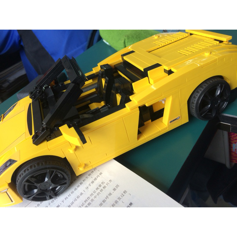 Decool 8611 Car building Toys for children Toy Set Boy Car Racers Car Gift Compatible with Lepin 8169 decool 3360 race truck building toys for children toy set boy car racers car gift compatible with lepin bela 8041