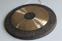 "8"" chau gong and mallet"