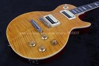Top Selling Classic Model Slash Appetite Guitar G LP Standard Slash Signature Electric Guitar With Hardcase