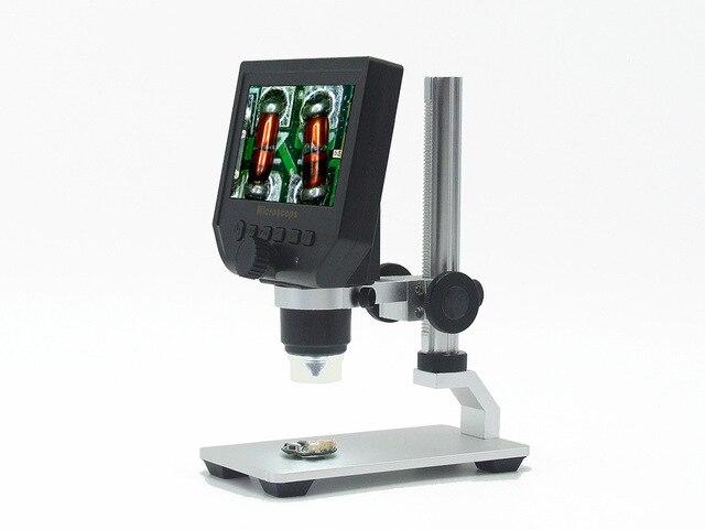 Hd megapixel tragbare usb lcd digital mikroskop mit