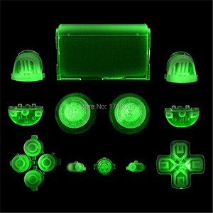 Image 2 - Набор кнопок триггеров R2 L2 R1 L1 для Playstation Dualshock 4 PS4 DS4, аксессуары для контроллера, 17 цветов