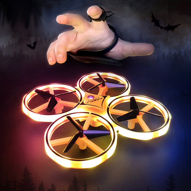 Cool four axis Fpv Drones x pro 4kprofissional Intelligent Suspension RC Induction Aircraft Drone Quadcopter Toys For Children-in RC Helicopters from Toys & Hobbies