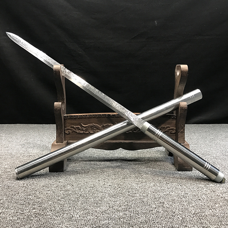 Stainless Steel Two Sectional Movie Sword