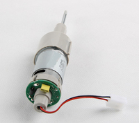 Robot Vacuum Cleaner A320 A325 A330 A335 A336 A337 A338 Middle Main Brush Motor