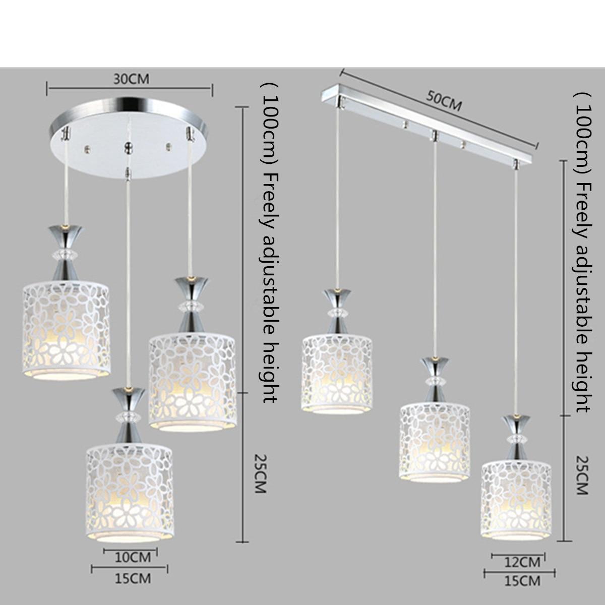 HTB14ZhCbznuK1RkSmFPq6AuzFXaM Crystal Ceiling Lamp | Crystal Ceiling Lights | Modern LED Lamps For Living Room Dining Room Glass Ceiling Lights Voltage 220V