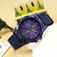 Swis ARMY Quartz Watch Men 2016 Woven Strap Casual Geneva Analog Wristwatches Mens Watches Military Male Clock Relogio Masculino