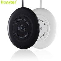 LIONSTAR Universal Qi Wireless Power Aufladenaufladeeinheits Pad Für Handy für iPhone 6 für Samsung Galaxy S3 S4 Note2