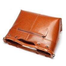 The New 2016 High Quality Fashion Ms Leather Single Shoulder Bag Handbag Free Shipping